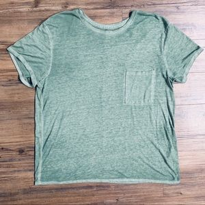 Abercrombie & Fitch Ultra Thin Soft Pocket T-Shirt